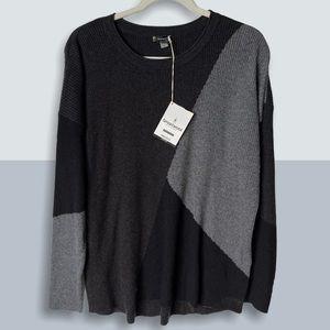 SMARTWOOL Colorblock Crewneck Sweater